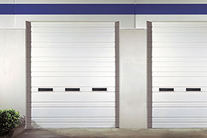 Commercial Sectional Doors Thumbnail #1